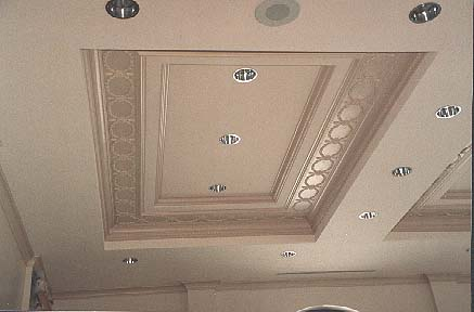 Nettoyer plafond lambris bois calais modele devis for Model de platre plafond